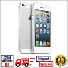 Apple Iphone 5 - 16GB-Blanco (Desbloqueado) Teléfono Inteligente