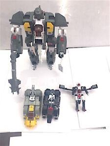 Godaikin Robot  Bandai Dancougar Mammoth JAPAN transformer popy chogokin