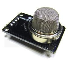 Capteur qualité de l'air MQ135 air quality sensor MQ-135 LM358 Arduino Pi