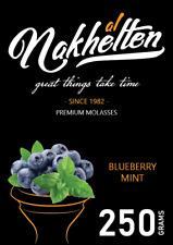 Al Nakhelten Premium Molasses 250g, Blueberry & Mint
