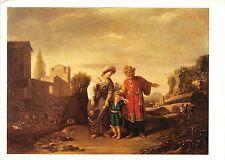 B16041 Art Peinture Painting Pieter van Bie Schif in der Mitte des XVII