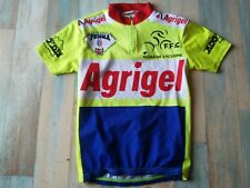 MAILLOT CYCLISTE TINAZZI FFC ECOLE CYCLISME ISSY LES MOULINEAUX TAILLE 10ans TBE
