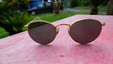 lunettes de soleil vintage Ray-Ban W1573 NXAW B L made in USA John Lennon 6313c7f018f9