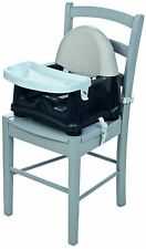 Safety 1St EASY CARE SWING TRAY BOOSTER - GREY PATCHES Baby Child Feeding - NEW