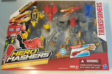 Transformers Hero Mashers Bumblebee and Strafe Team Pack Autobot Hasbro MISB