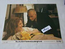 1972 SLAUGHTERHOUSE-FIVE Movie Lobby Card Press Photo 8 x 10 E