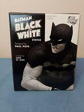 Batman Black and White Paul Pope Statue