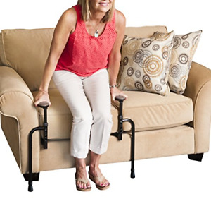 EZ Stand-N-Go Disability Mobility Stand Up Assist Cane Couch Chair Living Aid