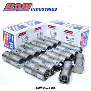 New Valve Lifter Set (16) Fits Some 1957-1966 Cadillac 365 390 & 429 V8 Engines