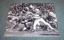 Nebraska Huskers Jeff Kinney Signed Autographed Photo 70-71 National Champs D