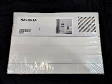 NEW IKEA NACKSTRA Hanging Picture WHITE FRAME FOR 3 PHOTOS  10319173