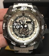Invicta Star Wars Storm Trooper Limited Edition Number Watch 387/1977