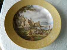 Large vintage Kaiser porcelain collector plate wall plaque from Germany 1