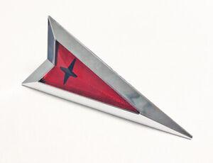 NEW! 04-09 Pontiac Arrowhead Arrow Emblem G5 G6 GXP Badge REPRODUCTION