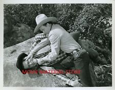 """Roy Rogers In Old Cheyenne 8x10"""" Photo From Original Negative #L7417"""