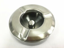 NEW Stainless Steel Ashtray Ash Tray Cigarette Cigar Butt Bud Container Smoking