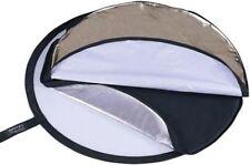 Pannello Riflettente/Diffusore 5in1 per illuminazione flash e diurna 80cm
