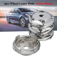 4pcs Set 68mm 63mm Wheel Center Hub Caps Cover For VW BK League Racing Slot Mags