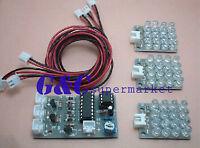 CD4017 NE555 Detonation Flash Light 12V DIY Kit