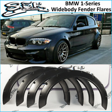 BMW 1 F20 Wide Body Kit Fender Flares Set 4 pcs. 70mm Weel Arches Concave