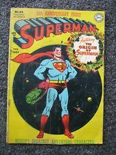 Superman Canadian Edition #53 1948 FAIR/GOOD(1.5)