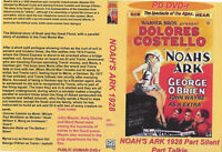 Noah's Ark 1928 (DVD) DISC ONLY  Dolores Costello, George O'Brien U CHOOSE SHIP