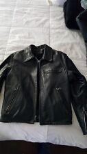 Schott leather jacket 36 Vintage!!