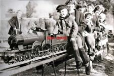 PHOTO  READING SOCIETY OF  MODEL ENGINEERS GWR LOCO BRUNELL