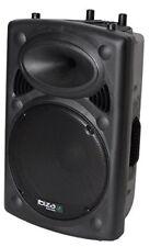 Ibiza Slk-15 Cassa Monitor acustica Altoparlante PA DJ 700w 38cm HiFi Stereo ABS