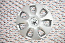 "GENUINE Vauxhall CORSA D (07-14) 15"" SILVER 7 SPOKE WHEEL TRIM / COVER - NEW"