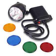 80000LUX CREE 10W XML LED Coyote Hunting Light Mining Headlamp Waterproof IP54