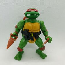 1988 TMNT SOFT HEAD Raphael Teenage Mutant Ninja Turtles Original Accessories