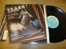 Teaze - Body Shots - LP Record  G+ VG