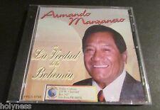 ARMANDO MANZANERO / EN LA VERDAD DE LA BOHEMIA / CD / MINT