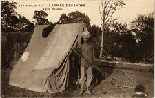 CPA MARSEILLE l'Armee des Indes Type Hindou (403659)