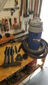 Shop Vac Hang Up 4 HP 3.5 Gal Wet Dry Vacuum  20 Foot Hose QPSH400