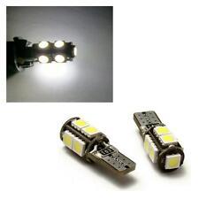 2 x 501 W5W T10 ERROR FREE CANBUS 9 SMD LED Luce Laterale Lampadine 6000k Bianco-AUDI