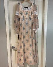 vintage praire dress sylvia ann