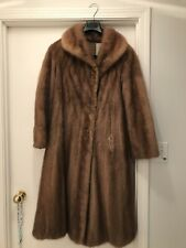Vintage Womans Hudsons Bay Company Fur Coat
