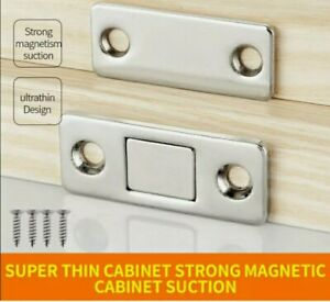 2-20 Pcs Strong Magnetic Catch Latch Ultra Thin - Fast Delivery