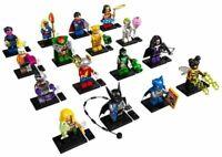 LEGO® 71026 DC Super Heroes Serie 16 Minifiguren Batman Superman Aquaman Joker..