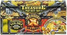 Treasure X Quest For Dragons Gold Treasure Set. FREE SHIPPING!!!