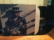 STEVIE RAY VAUGHAN: Texas Flood, Epic Records, 1st, OOP LP!
