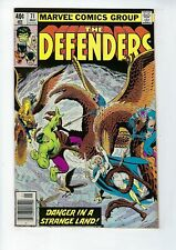 DEFENDERS # 71 (LUNATIK ORIGIN, Cents, MAY 1979), VF+