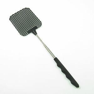 1x Fly Swatter Telescopic Insect Swat Killer cockroach  Bug Long Coloured SYDNEY