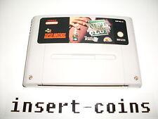 NFL Club    -   Super Nintendo / SNES / Pal  # M21