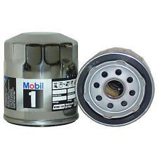Mobil 1 Synthetic Fiber Motorcycle Oil Filter M1MC-132 (Chrome) HARLEY-DAVIDSON
