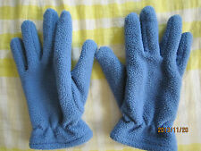 Boy Blue Winter Gloves 1 pair (5-6yo)
