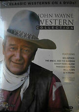 John Wayne Western Collection 20 Classic Western's on 4 DVDs!!