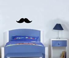 bigote Cuarto De Estar Comedor Infantil Adhesivo para dormitorio pared imagen 3